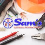 sams electrical contractors